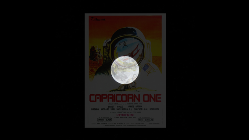"""CAPRICORN ONE"": UN'OMBRA SULL'APOLLO 11"